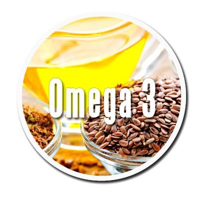 Omega-3 in Lebensmitteln