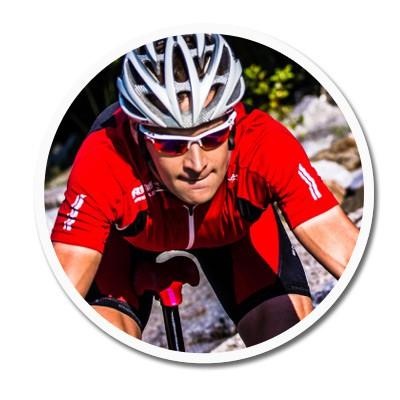 Gerhard Moser A-Bad Vigaun / Radsportler - Zeitfahrer